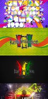 Rasta Vibration - Wallpapers madness by TikO974