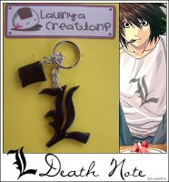 L Death Note by AyumiDesign