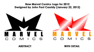 New Custom Marvel Comics Logo 2012 by ryuuseipro