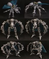 Custom ROTF Insecticon by Solrac333