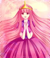 Princess Bubblegum by Nii-hon