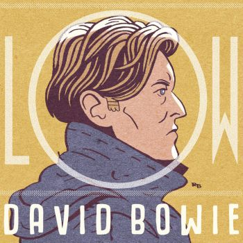 Bowie LOW by RADMANRB