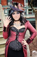 Mad As A Hatter II by kayleystar