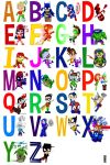 Baby Comic Alphabet by skyscraper48