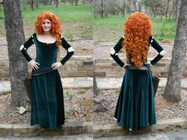 Merida WIP Front/Back by Sephie-monster