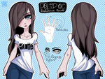 Poliip Character Design by poliip