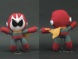 Protoman by HypoThermus
