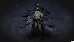 Batman by Bajanoski