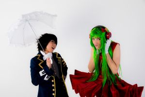 Eiyuu Senki 6 - Exchanging accessories by simakai