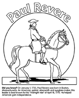 Paul Revere by Writer-Colorer