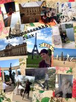 Pictures from my big stupid trip to France by zombiechihuahuas13