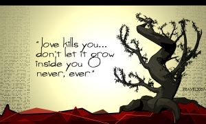 If love grows by reavel