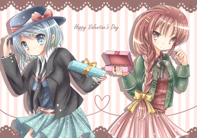 Happy Valentine's Day 2014! by xXForGotten
