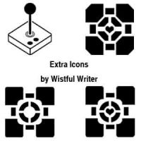 Extra Portal Icons by wistfulwriter