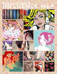 Influence Map by psycolicious