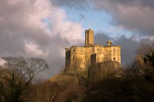 Warkworth Castle 8 by newcastlemale