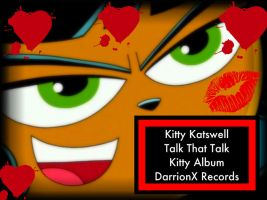 Talk that Talk to Kitty by DarrionX