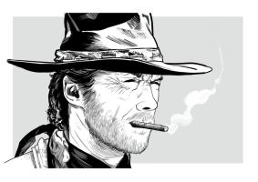 Clinton Eastwood, Jr. by uger