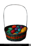 Easter Basket by DamselStock