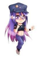Palmina Chibi by Chouchanna