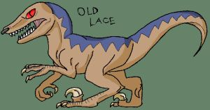 Old Lace by qwerty1198