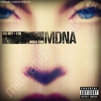 MDNA Tour Blu-Ray + 2CD by Mithrandir29