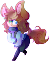 Art Trade: sadistic-bubbles (+SPEEDPAINT) by OliveCow