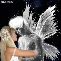 LUV ANGEL by 4Snowey