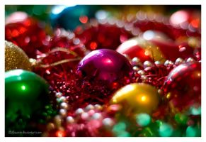 Waiting for Christmas by Liuanta