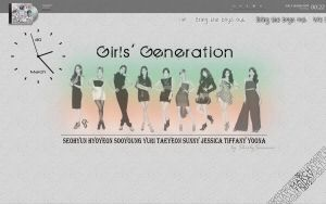 Girls' Generation by shirlysnowiie