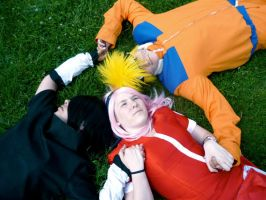 Team 7 Forever... by Nekochibiproductions