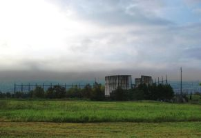 Ruins of a Nuclear Plant 1 by Ranald101