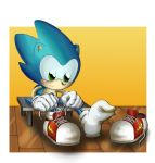 little Sonic by Pu3ppchen