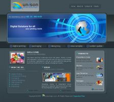 Unison Web Interface by mohhsin