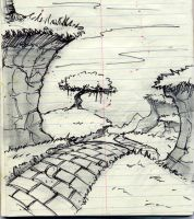 note pad sketch by phillip-r
