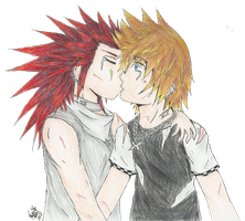 I'm Just Glad You're Okay by KoolKat56