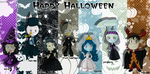 Happy Halloween 2011 by angell0o0