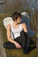 Grunge Angel stock 44 by Random-Acts-Stock