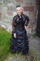 19th Century Costume at Tutbury Castle (9) by masimage
