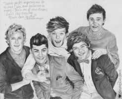 One Direction by ludvigsen
