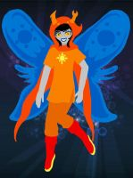 Vriska Serket God Tier by GrayAoi