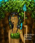 Queen of the Jungle by Katara434