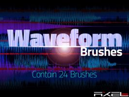Waveform Brushes by FrenchTeilhard