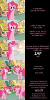 Pinkie Pie Says Goodnight: No Spoilers! by MLP-Silver-Quill