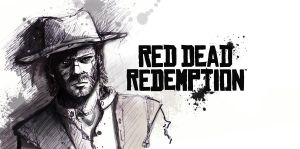 Red Dead Redemption by CelineSIMONI