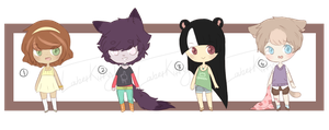 Adopt batch 2 :OPEN: 1/4 PRICE REDUCED by lambyeen