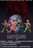 Earthbound Movie Poster by ElvisDitto