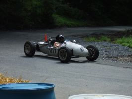 1957 Cooper MK XI/T42 Norton Manx by Aya-Wavedancer