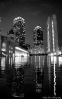 Boston After Dark III by MyLifeThroughTheLens