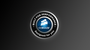 Simple Corsair Wallpaper by Bunny-Prince-Vince
